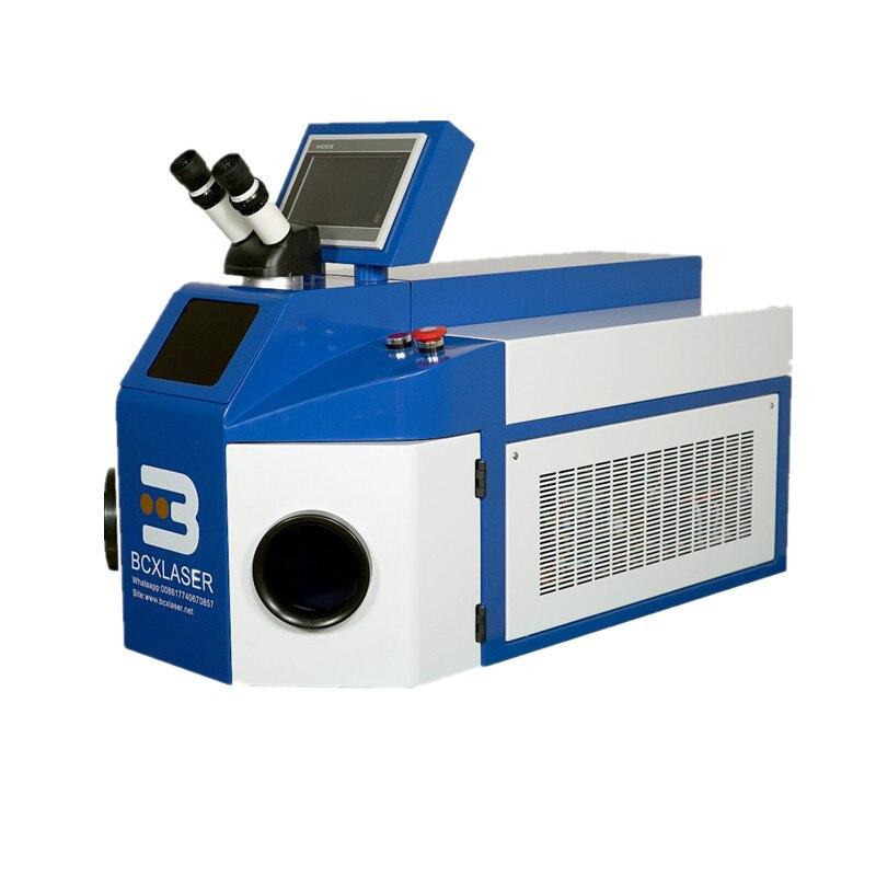Automatic hot sale Jewelry welder 200w handheld laser welding machine
