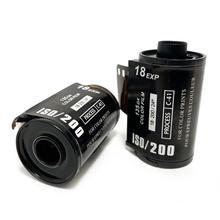 Mr New 35 мм камера ISO SO200 type-135 цветная пленка для начинающих (18 штук в рулоне) Супер Мини Портативная упаковочная пленка