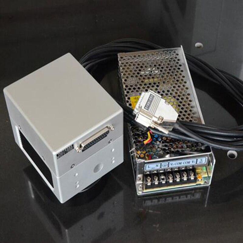 Promotional 10mm 1064nm Galvo Head Galvanometer Scanner XY2-100 for Fiber Laser Marking Machine enlarge