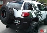 car stickers for toyota cruiser fj body exterior custom fashion sports decorative decals
