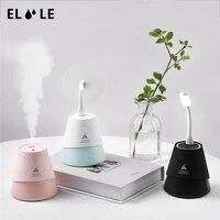 ELOOLE     humidificateur dair ultrasonique Iceberg  USB  diffuseur dhuile essentielle  purificateur dair  maison  voiture  brumisateur  LED  desodorisant