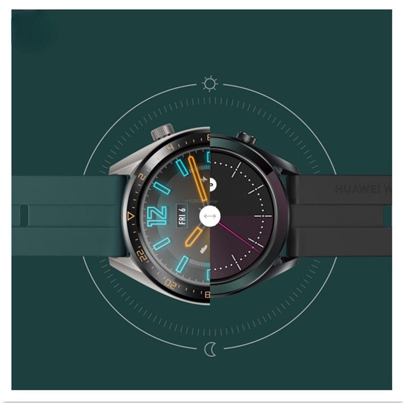 90% New Original Huawei Smart Watch GT GPS Heart Rate Monitoring Smart Sport SmartWatch 14Days Last Heart Rate Tracker Watch