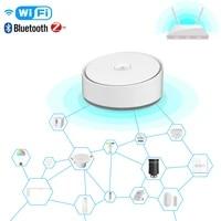 zigbee hub smart gateway wifibluetooth compatible remote control home smart home bridge control work with alexa google home