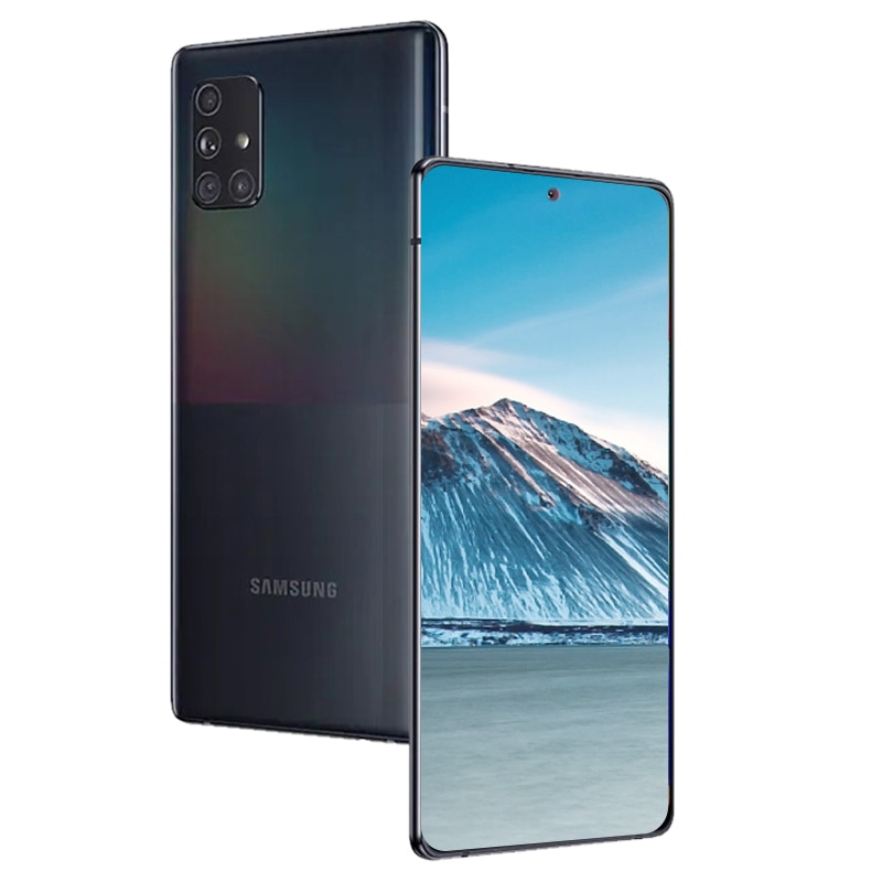 New Authentic Samsung Galaxy A71 5G Smartphone 6.7 inch 8G 128G Exynos 980 64MP Camera 4500mAh Battery Android Mobile Phones enlarge