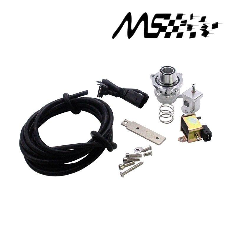 Nuevo kit de válvula de soplado para tres generaciones de motor EA888 turbo adaptador de vacío para Audi S3/Golf 7/GTI