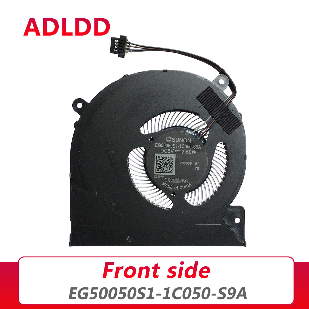 SUNON KINGBOOK-ventilador de refrigeración para ordenador portátil, enfriador para EG50050S1-1C050-S9A, cc 5V,...