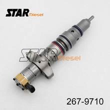 Injecteur 267-9710 buse dinjecteur 2679710-267   Injecteur de carburant Original, buse dinjecteur de voiture 9710-267 pour CAT