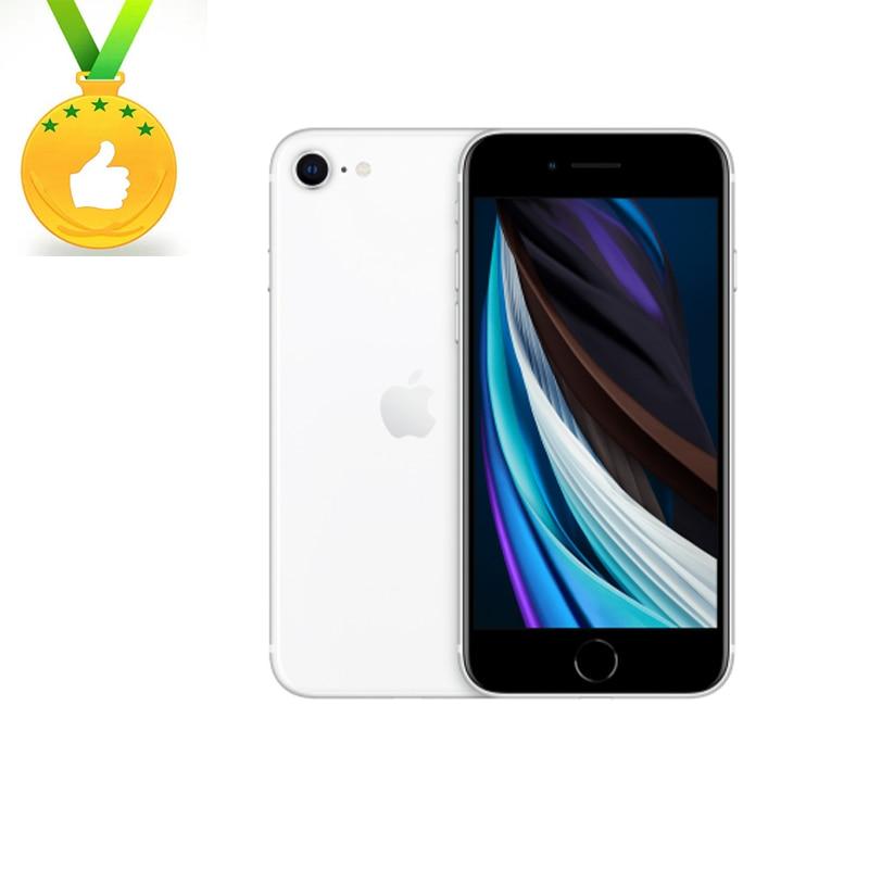 Apple Store Global Version Original iPhone SE2020 Smartphones 4.7 Inch A13 3G. RAM. 64/128/256GB ROM Hexa Core Cellphones1821mAh