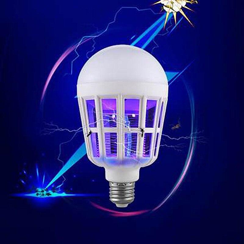 Mata mosquitos eléctrico, lámparas de mosquitos, trampa para insectos voladores, lámpara de...