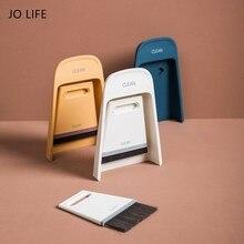 JO LIFE-Mini-tête avec brosse Double pour nettoyage, brosse de nettoyage, balai et balai de Table, kit de dépoussiérage de clavier