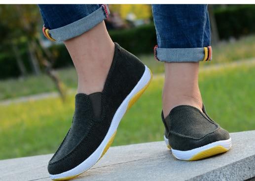 أحذية أنيقة للرجال حذاء رجالي كاجوال جديد
