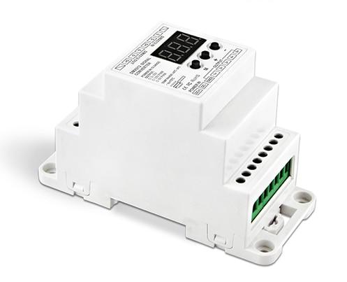 Señal de transferencia BC-835-010V-DIN DMX512/1990 a decodificador led de señal de 0-10V