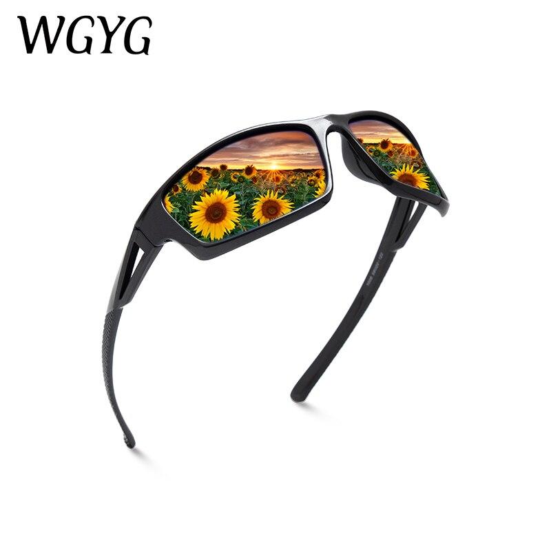 Unisex Night Vision 100% UV400 Polarised Driving Sun Glasses For Men Polarized Stylish Sunglasses Ma