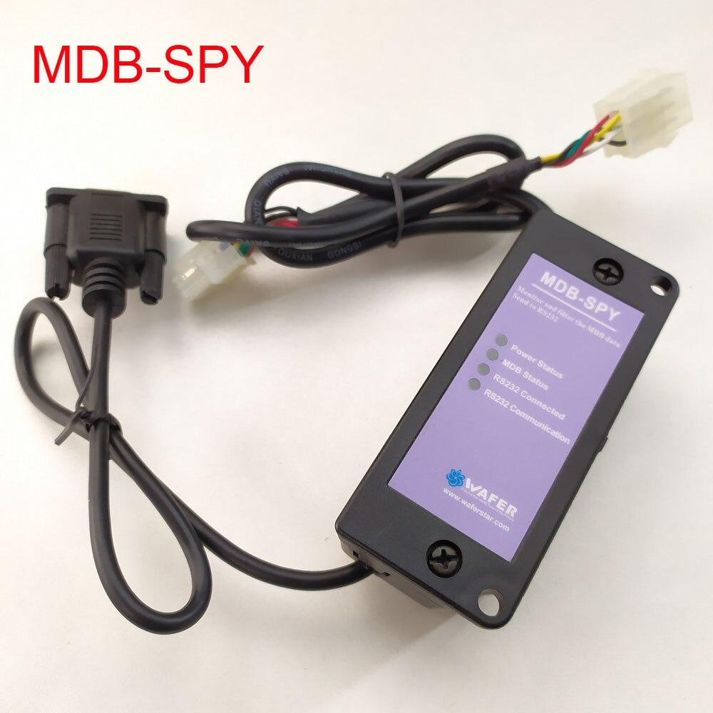MDB-SPY монитора и отслеживать торговый автомат MDB данных и вперед к ПК RS232