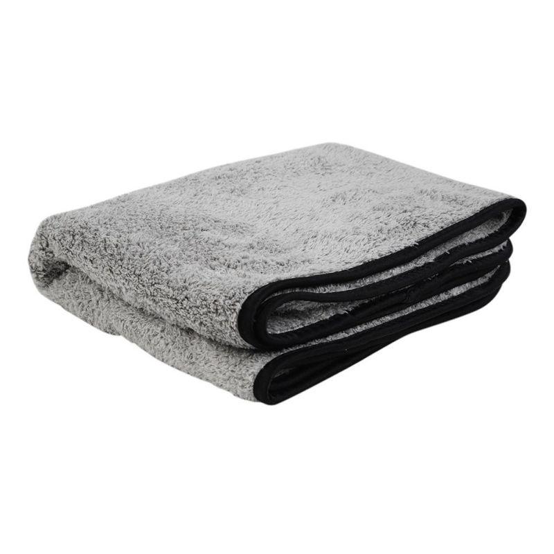 Полотенце из микрофибры для мытья автомобиля, ткань для автомойки, уход за дверным окном, плотное, сильное поглощение воды для автомобиля, дома, автомобиля