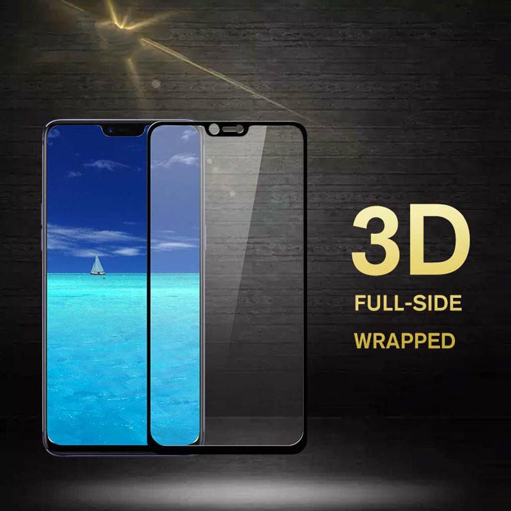 Vidrio templado para OPPO A83 A59 A3 F3 F5 F7 A5 A3S 3D 9H Protector de pantalla para OPPO R15 R9S R9 R11 R11S Plus película protectora
