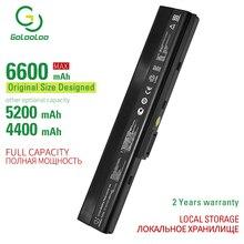 Golooloo [cena specjalna] bateria do laptopa Asus A52 A52J K42 K42F K52F K52J serii, 70-NXM1B2200Z A31-K52 A32-K52 A41-K52 A42-K52