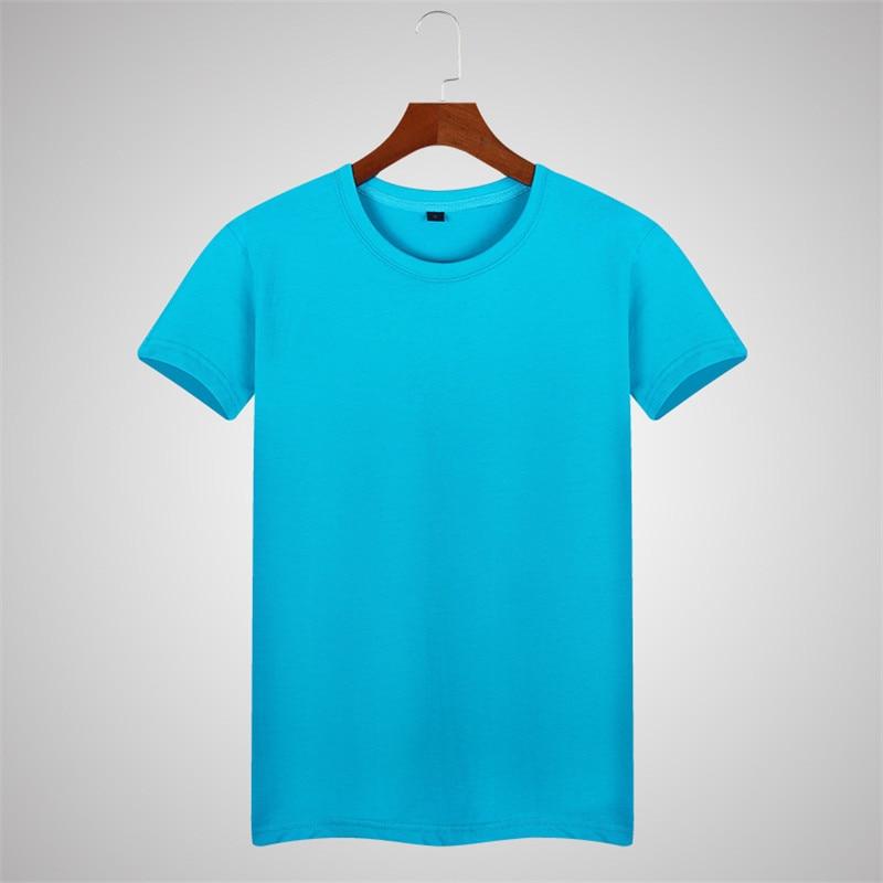 تي شيرت قطن كم قصير كم صيف طباعة الجسم الاتجاه الرجال نصف كم قميص قميص طويل