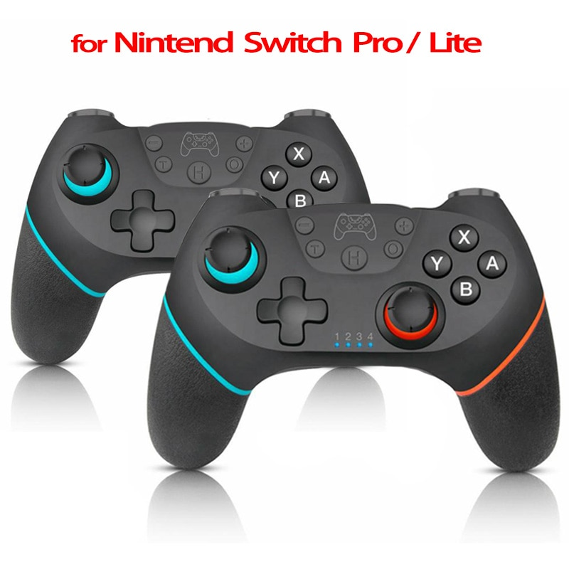 Wireless Bluetooth Gamepad Game joystick Controller For Nintend Switch Pro Host With 6-axis Handle For NS Switch Pro Console