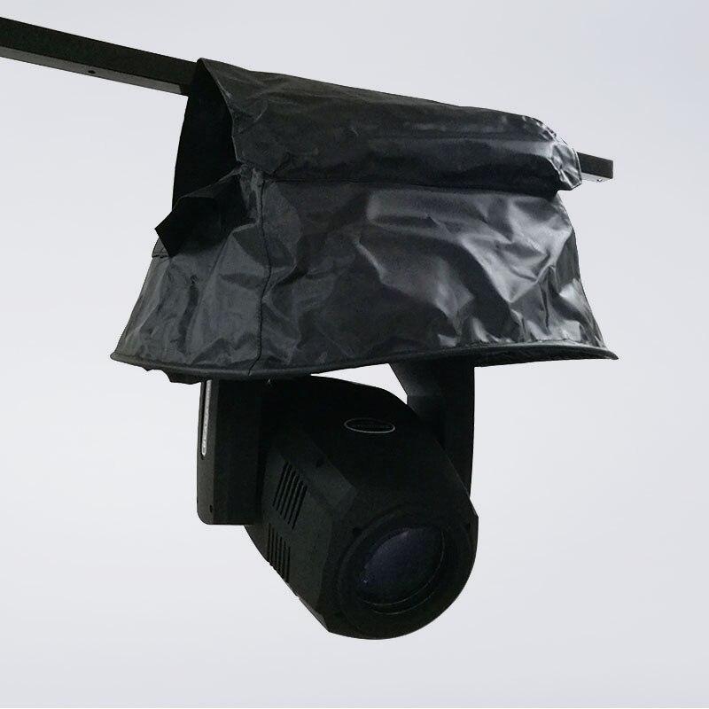 10 قطعة/الوحدة شعاع المطر غطاء الثلوج معطف للماء يغطي ل LED شعاع ضوء المرحلة ضوء الغيار جزء