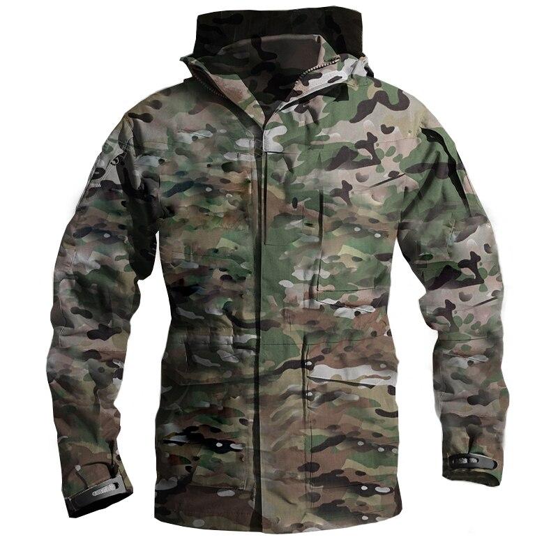 M65 المملكة المتحدة الولايات المتحدة في الهواء الطلق الرجال ق الشتاء الجيش العسكرية التكتيكية الملابس في الهواء الطلق سترة واقية الحرارية ال...