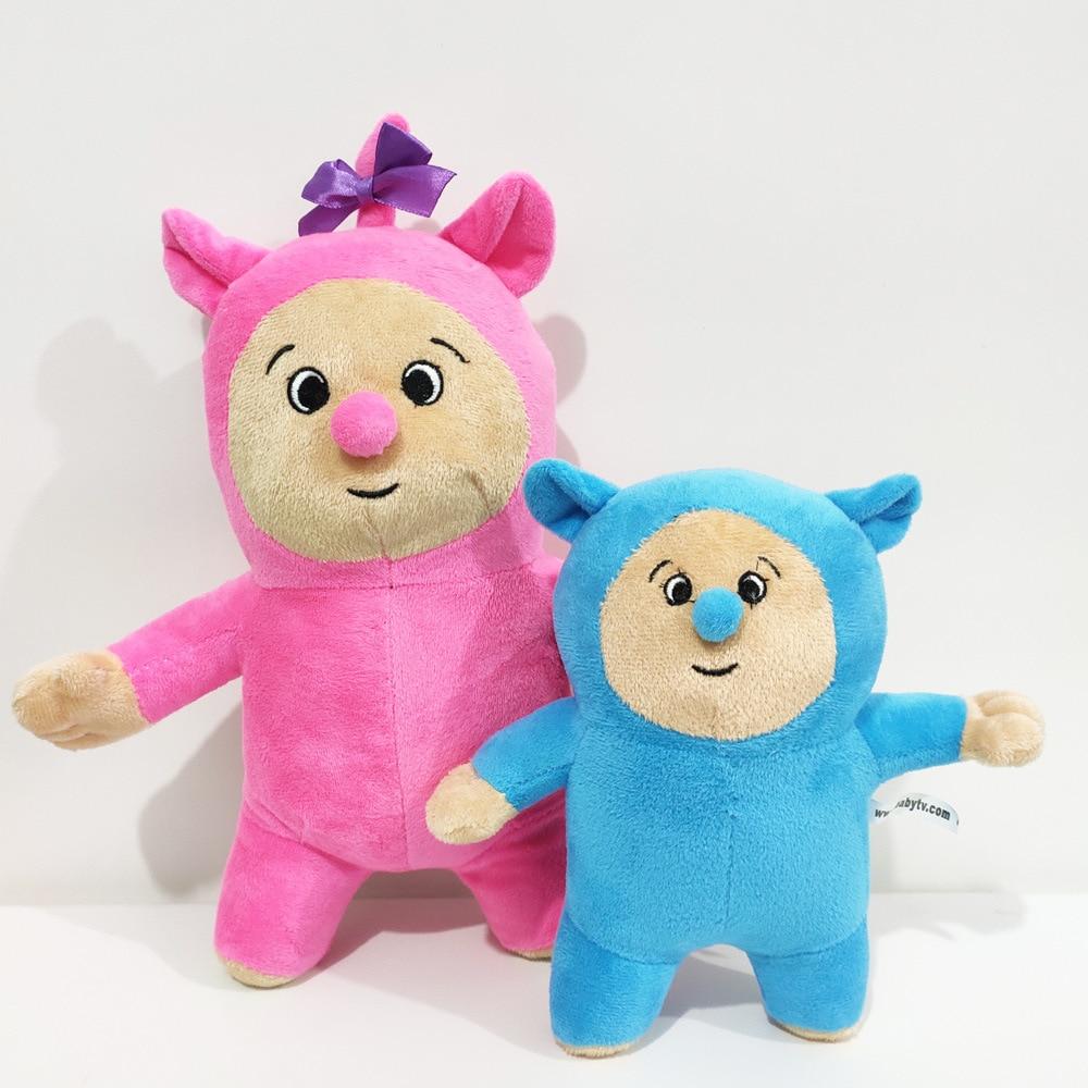 28cm alpaca stuffed toys children tv 20/28cm Billy and Bam Bam Plush Dolls Toys Figure Baby TV Cartoon Anime Soft Stuffed Dolls Children Baby Kids Birthday Gift