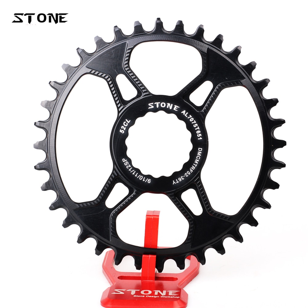Stone Circle Bike Single Chainring 3.5mm Offset Direct Mount 9-12s For Cinch NEXT SL SIXC Atlas Turbine Bicycle Chainwheel Parts