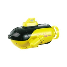 Mini RC Submarine Speed Boat Remote Control Drone Pigboat Simulation Model Gift Toy Kids