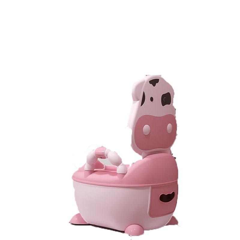 Children's Pot Soft Baby Potty Plastic Road Pot Infant Potty Training Cute Baby Toilet Safe Kids Potty Trainer Seat Chair WC enlarge