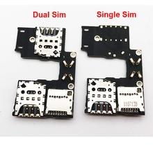 SD Memory Holder Slot Tray Dual & Single SIM Card For MOTOROLA MOTO G3 3rd GEN XT1541 XT1540 XT1548