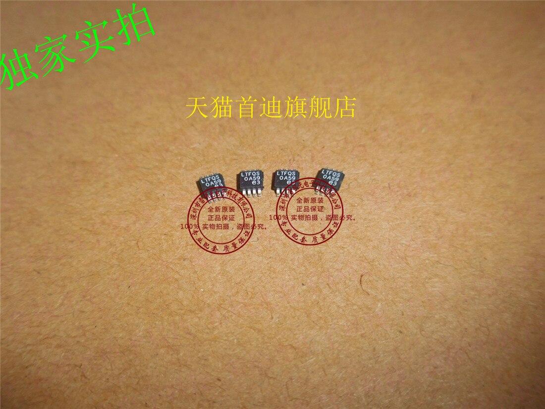 شحن مجاني LTC6360CMS8E LTC6360 :LTFQS 10 قطعة