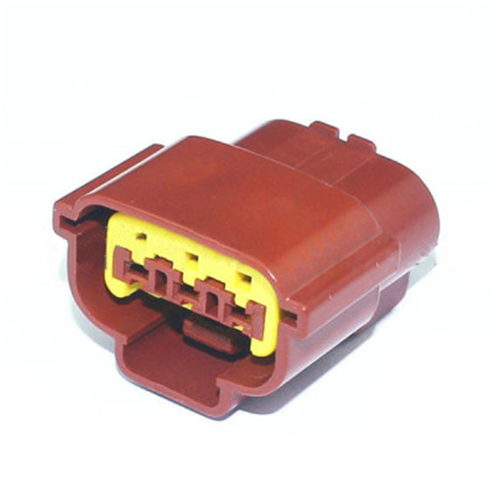 2/5/10/20/50/100setssumitomo 3pin sensor tps conector 6098-0142 fio conector se encaixa renault nissan brown cor conector 1 ord