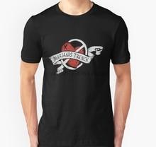 Men tshirt Marianas Trench Heart Logo Unisex T Shirt women T-Shirt tees top