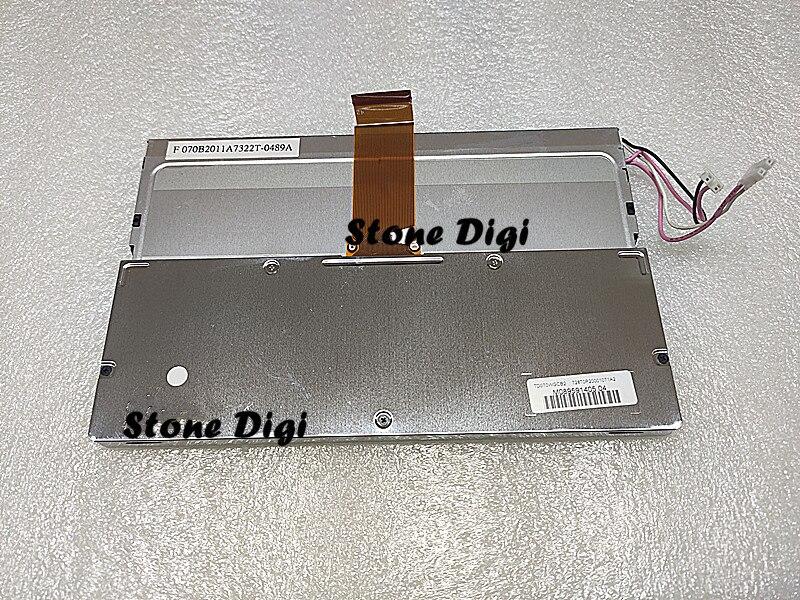 Envío Gratis Original A + grado TD070WGCB2 7 pulgadas LCD pantalla Panel 854*480