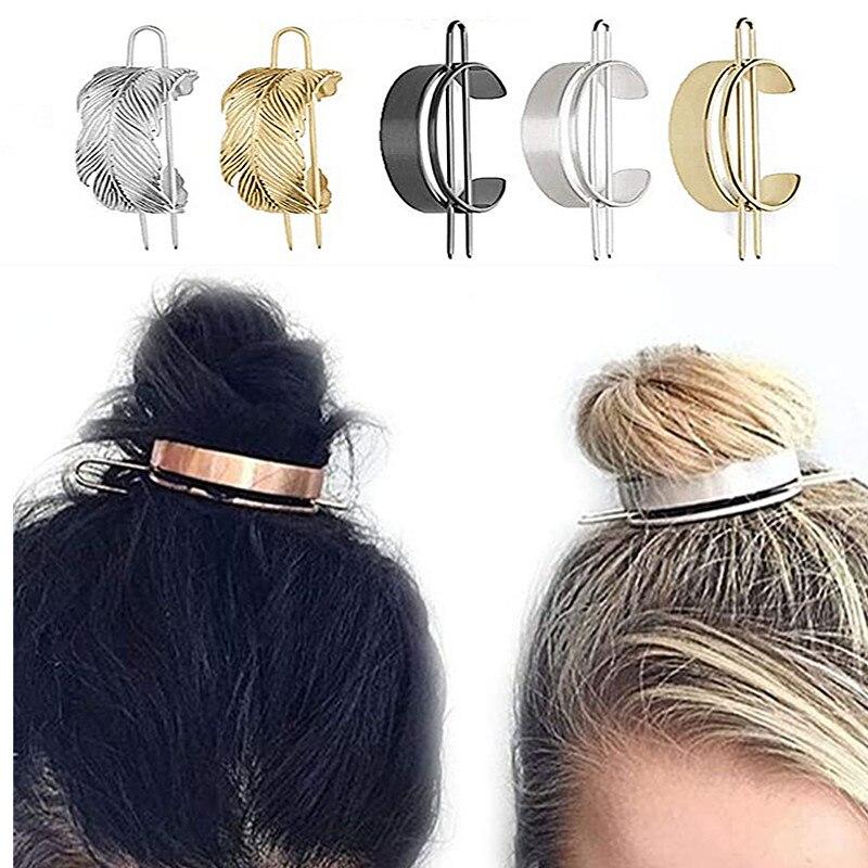 Перьевые манжеты для булочки, набор женских уникальных свадебных аксессуаров для волос в стиле ретро, заколка для волос, клетка, Женские Юве...
