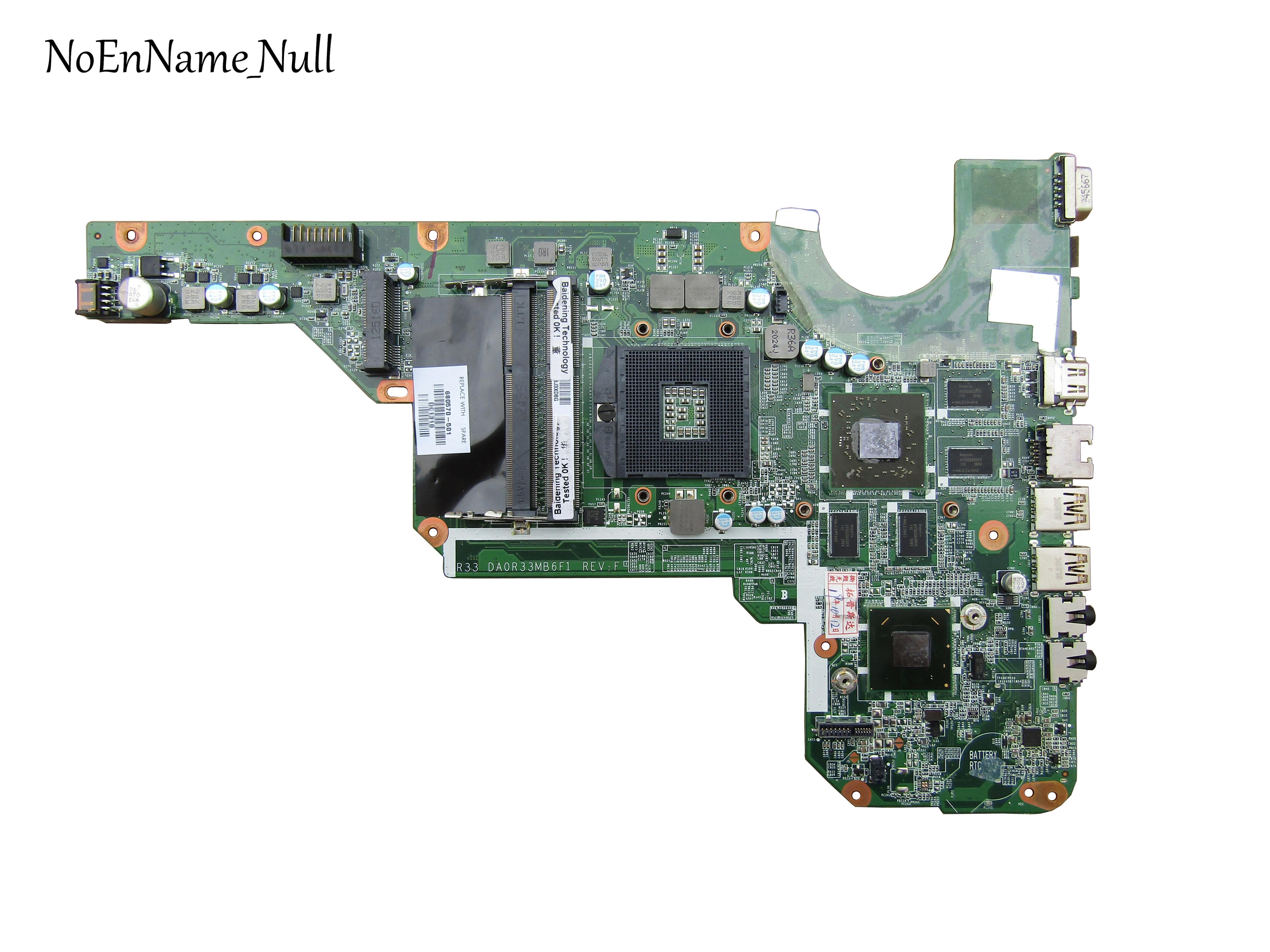 ل HP G4-2000 G6-2000 G7-2000 680570-001 اللوحة المحمول 680570-501 DA0R33MB6F1 DA0R33MB6F0 HM76 HD 7670M 2GB