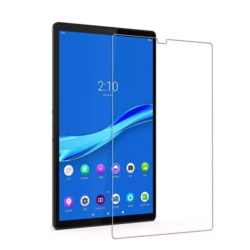 """9H Tempered Glass For Lenovo Tab M10 Plus 10.3"""" 2020 Screen Protector TB-X606 X606F 10.3 Inch Tablet Bubble Free Protective Film"""