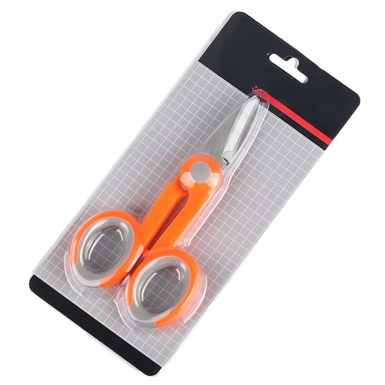 High Quality hand tool Kevlar Scissors Optical fiber cable stripping Fiber pigtail jumper scissors Hardware shears