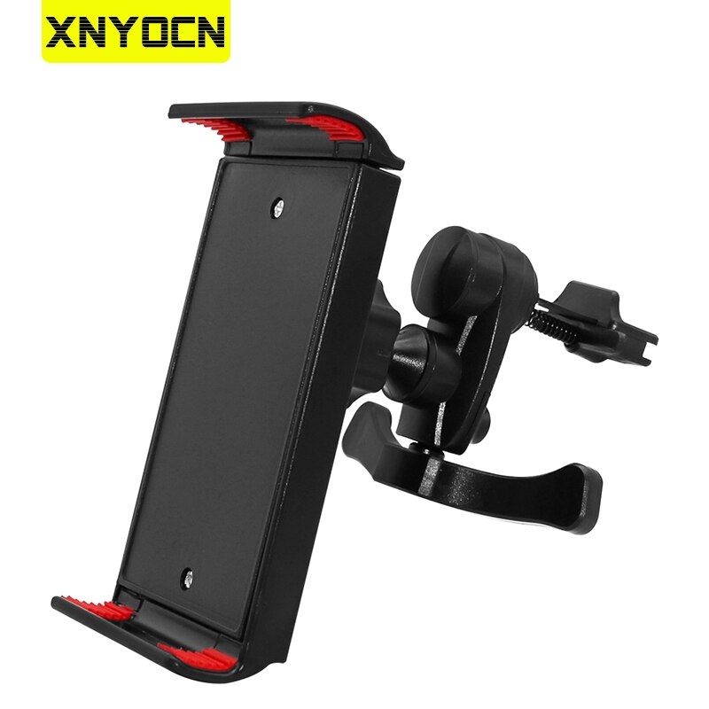 Xnyocn Car Tablet Holder Universal 6 7 8 9 10 11 Inch Phone PC Stand Air Vent Mount Tablets Accessor