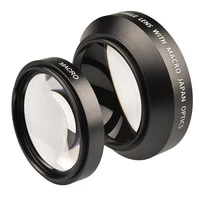 camera filters 62mm 67mm 72mm wide angle lens converter 0 43x adapter resolution deluxe digital lenses for dslr camera