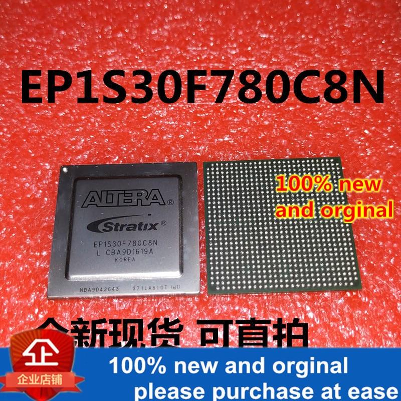 1pcs 100% new and orginal EP1S30F780C8N BGA  in stock