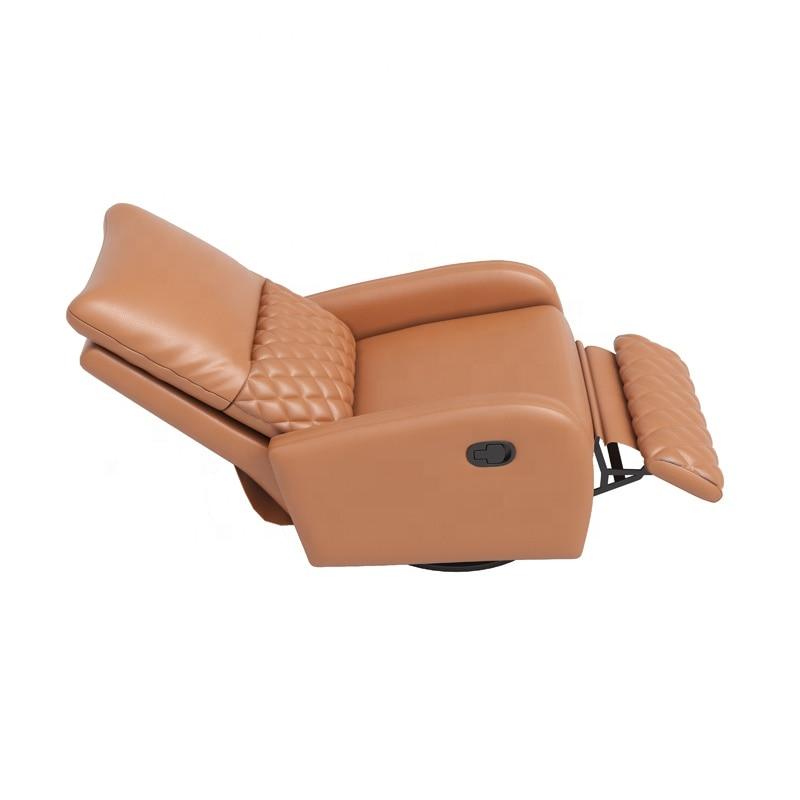 Karoinew Design-كرسي قابل للإمالة يدويًا ، كرسي دوار ، مقعد مائل