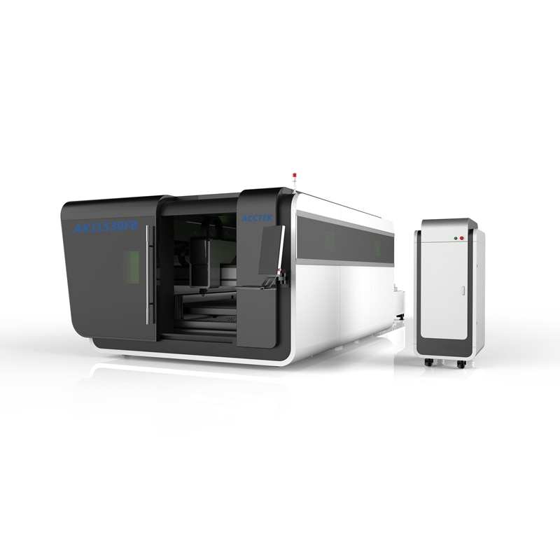 Fiber Laser Cutting 3000w Enclosed Machine 1000w 1530 Cover