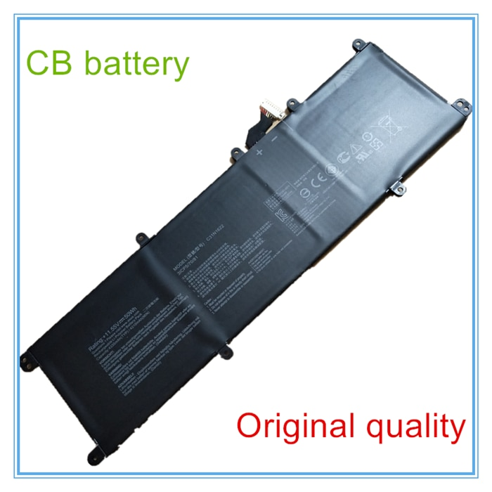Original quality C31N1622 battery for UX3430UA UX530UQ UX530UX UX530UX-FY027T