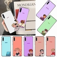 dream smp cartoon hote game phone case for samsung galaxy a s note 10 7 8 9 20 30 31 40 50 51 70 71 21 s ultra plus