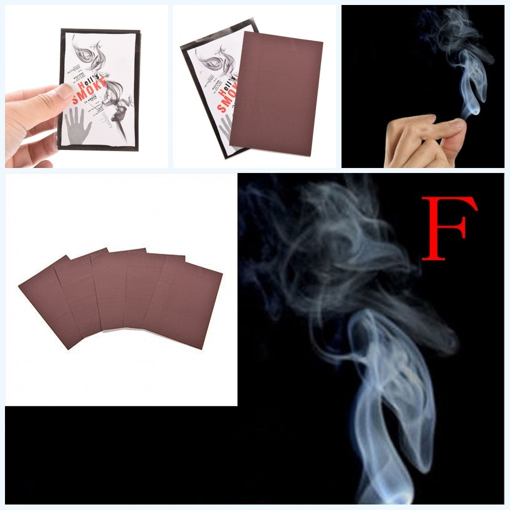 1Set Disapper Smoke Stage Magic Show Props Magic Tricks Tools Party Game Show Magic Tricks Fun Toys For Men Women 6 Styles недорого