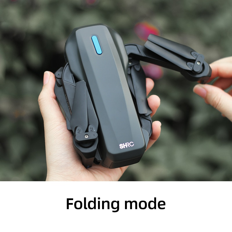 New H14 GPS RC Drone Drone With 4K Dual HD ESC Camera 5G Optical Flow Quadcopter WiFi FPV Foldable Helicopter RC Dron Toys Gifts enlarge