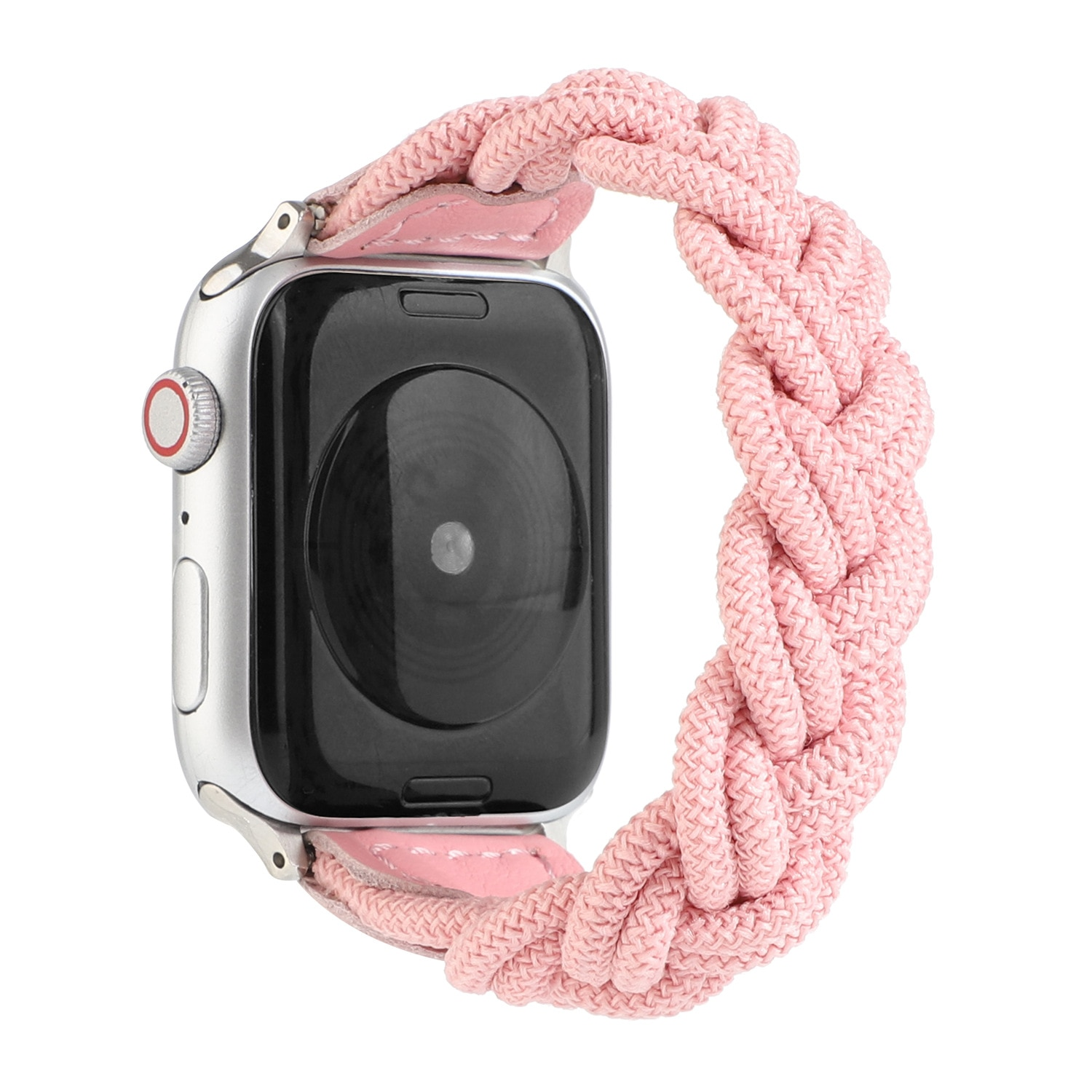 bumvor sport woven nylon band strap for apple watch 40 44mm 42 38mm wrist braclet belt fabric like for iwatch 4 3 2 1 edition Woven Strap for Apple Watch Band 44mm 40mm iWatch bands 38mm 42mm Belt Nylon Sport Loop bracelet watchband for series 6 5 4 3 SE