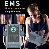 2021emslim weight lose portable electromagnetic body emslim slimming muscle stimulate body slimming build muscle machine