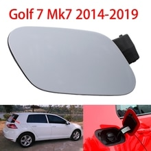 Для Golf MK7 2014-2019 наполнитель бензобака дверная крышка откидная крышка Неокрашенная 5G0 809 999